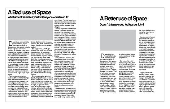 document-white-space-compared