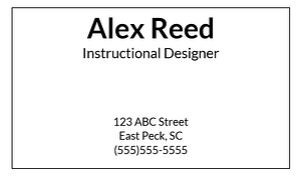 sample-business-card-centered