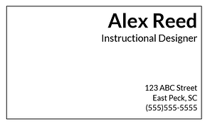 sample-business-card-right-aligned
